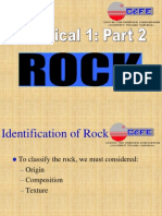 Chapter 2 Rock Identification