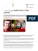 'Södertälje mafia was a clan system'