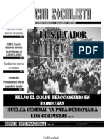 Lucha Socialisa #10 Julio MSTC