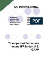 Akin+Selesa+Ppt(GAAP & IFRS)