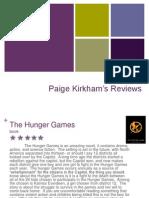 paiges reviews