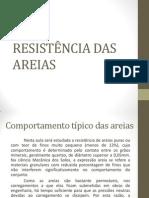 MECÃNICA DOS SOLOS 01 - aula 08 - Resistencia ao cisalhamento das areias