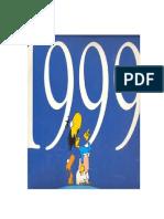 Fontanarrosa, R. - Inodoro Pereyra - Viñetas almanaque 1999