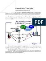Studiu de Caz Tunel VPN Client to Site(XP)