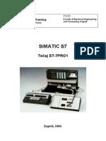 Simatic s7 St-7pro1 (Hrvatski)