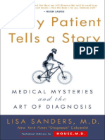 Every Patient Tells a Story by Lisa Sanders, M.D. - Excerpt