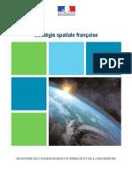 Strategie Spatiale Francaise-mars-BD 211098