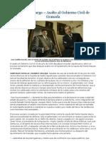 1936 - Asalto Al Gobierno Civil de Granada