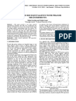 ENHANCED REI EQUIVALENTS WITH PHASOR MEASUREMENTS