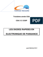 1 Diodes Rapides