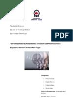 Enfermedades Neurodegenerativas Con Compromiso Visual