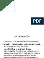 Andragogía - LEON