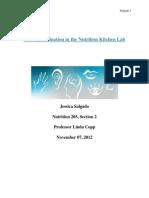 lab report2012 final