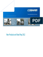 Cobham plc — New Products and Road Map 2012