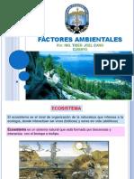 Modulo II, Ecologia y Medio Ambiente