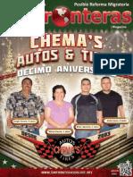 SinFronteras Dic Enero 2012 2013