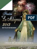 La Milagrosa 2013_opt