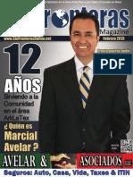 Sinfronteras Feb 2013