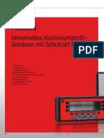 Alubos Germany - Gehäuse - Elektronik