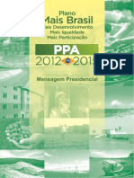 Plano Governo 2012 a 2015