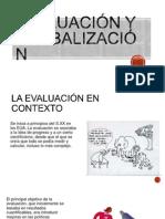 Evaluación y globalización