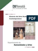 Programa Historia del arte Moderno y Contemporaneo_Versión_07-13