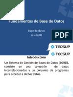 01 - Fundamentos de Base de Datos -V2