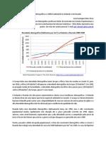 A densidade demográfica e o déficit ambiental na Holanda e em Ruanda
