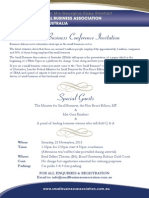 SBAA Conference Invite Final
