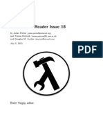 The Monad.Reader Issue 18