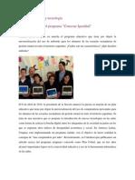 Vazquez y Alonso Una Mirada Sobre El Programa Conectar Igualdad