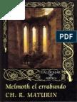 60395454 Maturin Charles Robert Melmoth El Errabundo