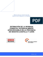 Biomasa Forestal