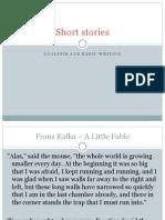 Hkdse Short Stories Powerpoint