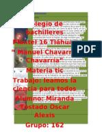 Miranda Tostado Oscar Alexis