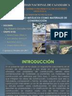 MONOGRAFÍA-MATERAILES DE CONSTRUCCIÓN