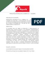 Consulta Empresa _ Mercados Fianancieros