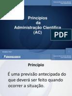 Principios Da Administracao Cientifica