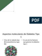 Diabetes Tipo 1 y Tipo 2