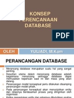 2 - Konsep Perencanaan Database