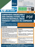 Inmobilex_Evento 26 Nov_BIEN FUTURO