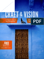 Craft and Vision Photo Tips