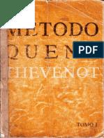 Raymond Thevenot - Método de Quena. Tomo I