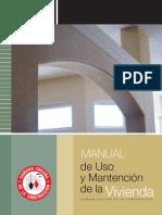 Manual de Uso y Mantencion de La Vivienda2008
