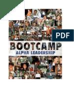 Alpha Leadership BOOTCAMP (