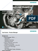 403 - Introduction to Sheet Metal Modeling - Chris Dayton