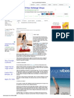 Yoga Frequently Asked Questions