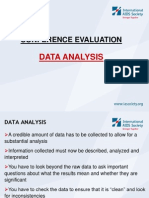 6_AC Forum Workshop-Conference Evaluation-Dataanalysis