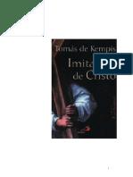 IMITACIÓN DE CRISTO - Tomas de Kempis