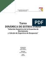 Tarea Dinamica Metodos Numericos